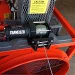 Ground Cover Winch